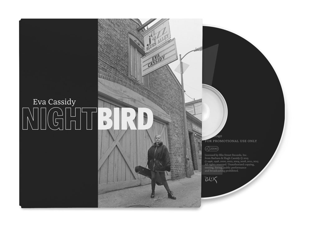 Eva Cassidy Nightbird CD